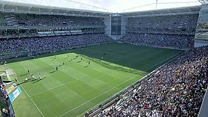 Arena Independência - Atlético x Fluminense
