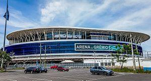 Arena do Grêmio – Wikipédia 99e676fe9a081