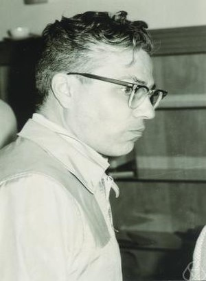 Armand Borel - Armand Borel in Bonn, 1967.