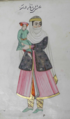 Armenian woman with child from Isfahan drawn by Jani Farangi Saz for Engelbert Kaempfer (cropped).png