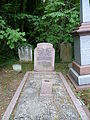 Arthur John Treadwell mayor Stoke Newington grave New Southgate Cemetery.JPG