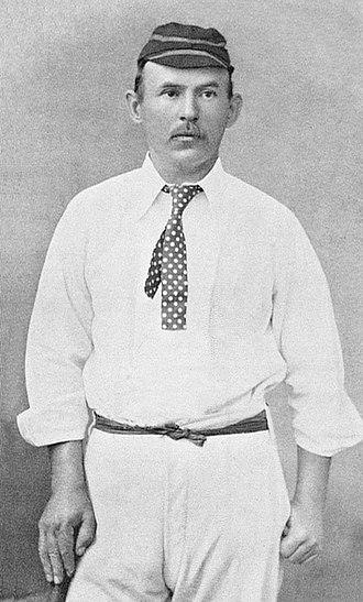 Arthur Shrewsbury - Image: Arthur Shrewsbury c 1895