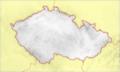 Asendi kaart Tšehhi.png