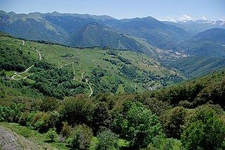Col dAspin mountain pass