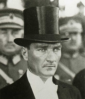 Grand National Assembly of Turkey - Mustafa Kemal Atatürk was the first speaker of the Grand National Assembly.