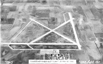 Bakalar Air Force Base - Atterbury Army Airfield, 25 November 1943