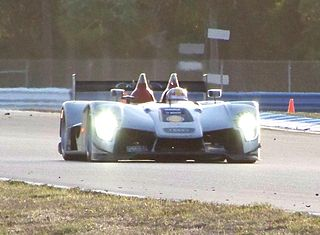 2009 12 Hours of Sebring sports car endurance race held at Sebring International Raceway, Sebring, Florida, USA