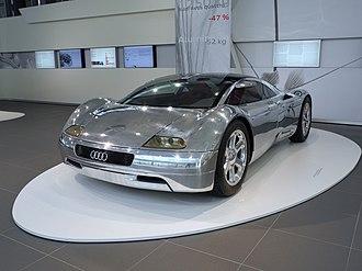 Audi Avus quattro - Image: Audi Avus quattro