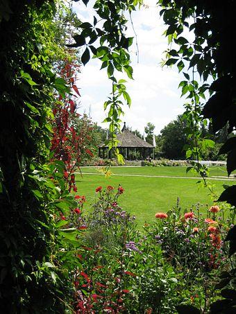 Botanischer Garten Augsburg - Wikiwand Garten Pavillon Tropische Pflanzen