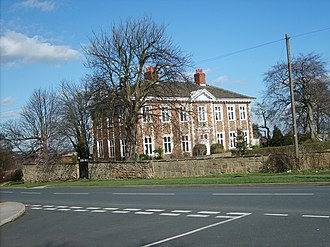 Austhorpe Hall - Austhorpe Hall in 2007
