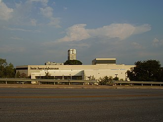 Austin American-Statesman - Austin American-Statesman headquarters