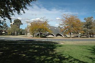 Roy Grounds - The Shine Dome of the Australian Academy of Science in Canberra.