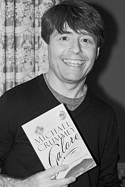 Michael Crummey is a contemporary novelist from Newfoundland and Labrador. Author Michael Crummey, May 28 2014.jpg