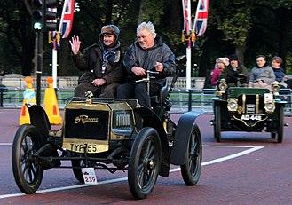 Autocar Company - Autocar 12HP Tourer 1903