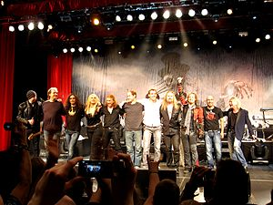 Avantasia - Avantasia live in Stockholm (Sweden) in 2010