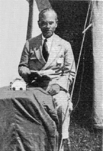 Alliott Verdon Roe - Image: Avroe 1930