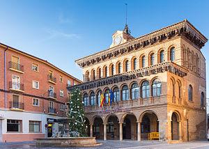 Cariñena, Aragon - Cariñena town hall