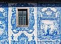 Azulejo facade of the Capela das Almas in Porto (3).jpg
