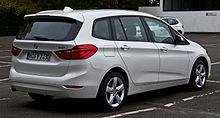 BMW Series Active Tourer Wikipedia - Bmw 2 series gt