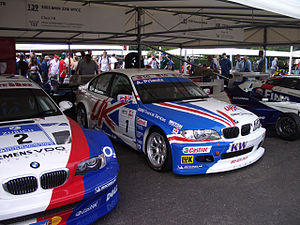 2005 World Touring Car Championship - BMW won the Manufacturers' Championship with the 320i