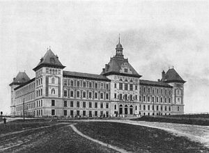 University of Natural Resources and Life Sciences, Vienna - Image: BOKU 1896