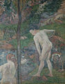 Bañistas en Bretaña - Paul Gauguin.jpg
