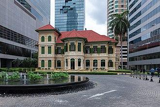 Sathon Mansion - Sathon Mansion in 2018