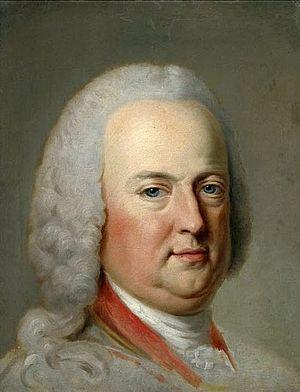 Heinrich von Brühl - Heinrich von Brühl by Marcello Bacciarelli (1758-1763), National Museum in Warsaw
