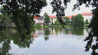 Bad Salzungen - Burgsee