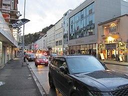 Bahnhofstraße in Biedenkopf