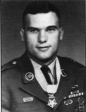 John F. Baker Jr. - Baker in uniform