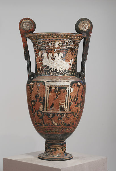 Archivo:Baltimore Painter - Volute Krater - Walters 4886 - Side A.jpg