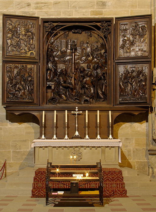 Veit-Stoß-Altar, Bamberger Dom