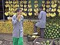 Banana Vendors - Piazza District - Addis Ababa - Ethiopia (8665513917).jpg
