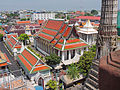 Bangkok along the Chao Phraya and Wat Arun (15068304635).jpg