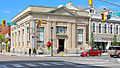 Bank of Montreal building Cambridge Ontario 2012.jpg