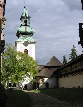 Banská Štiavnica - Starý zámok