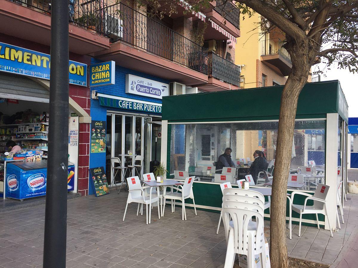Inmigraci n hondure a en espa a wikipedia la for Restaurante puerto rico madrid