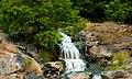 Barachukki Falls, Shivanasamudra.jpg