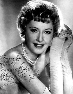 Schauspieler Barbara Stanwyck