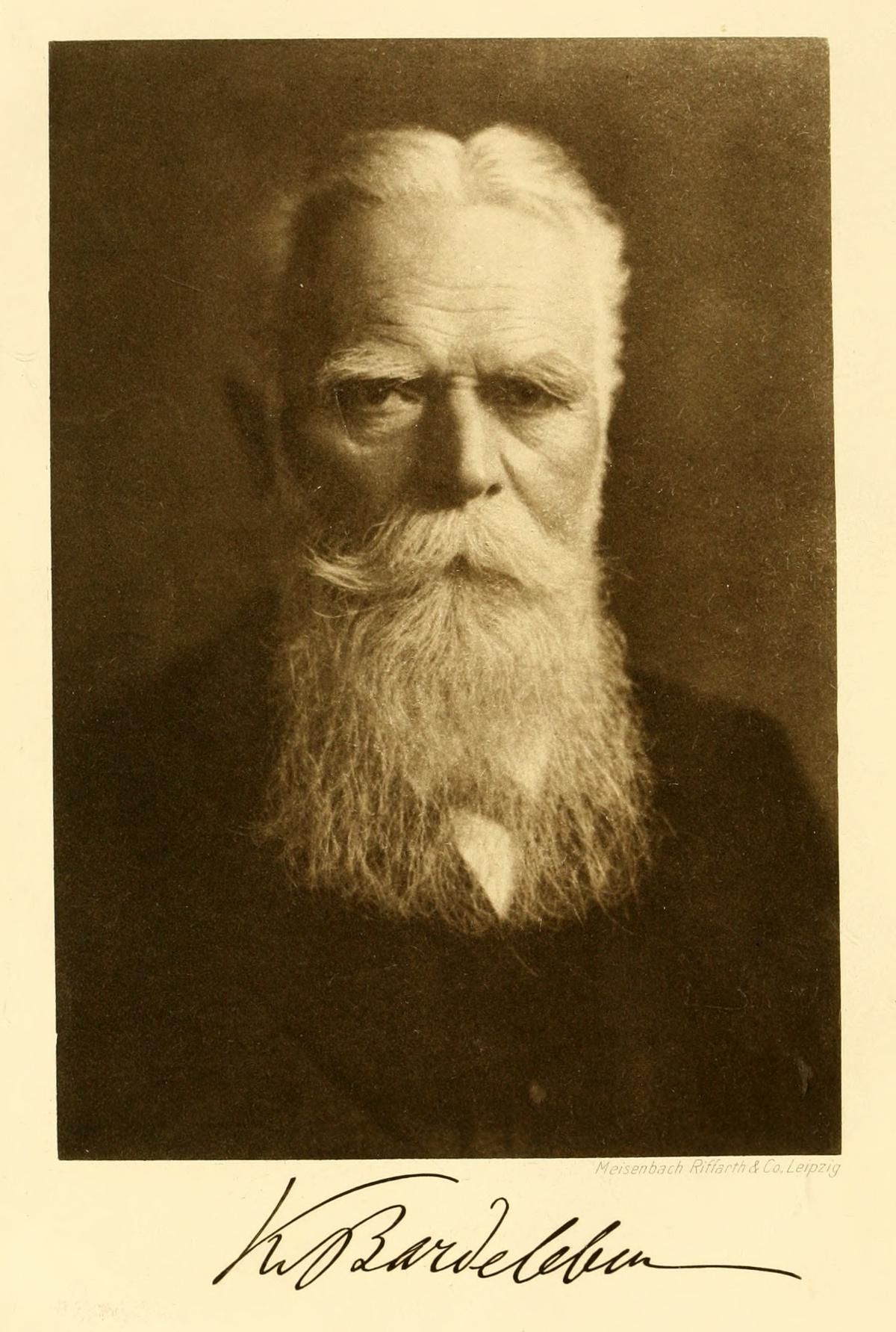 Karl von Bardeleben – Wikipedia, wolna encyklopedia