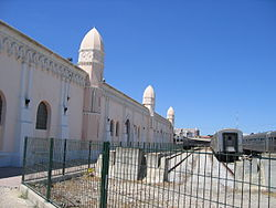 Barreiro Station Linha do Alentejo Outside.jpg