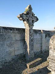 croix de cimetière de Barret