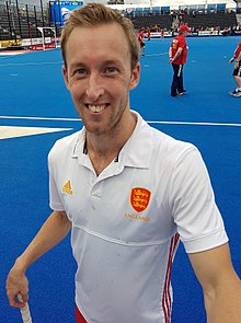Barry Middleton - the cool, talented,  hockey player  with English roots in 2017