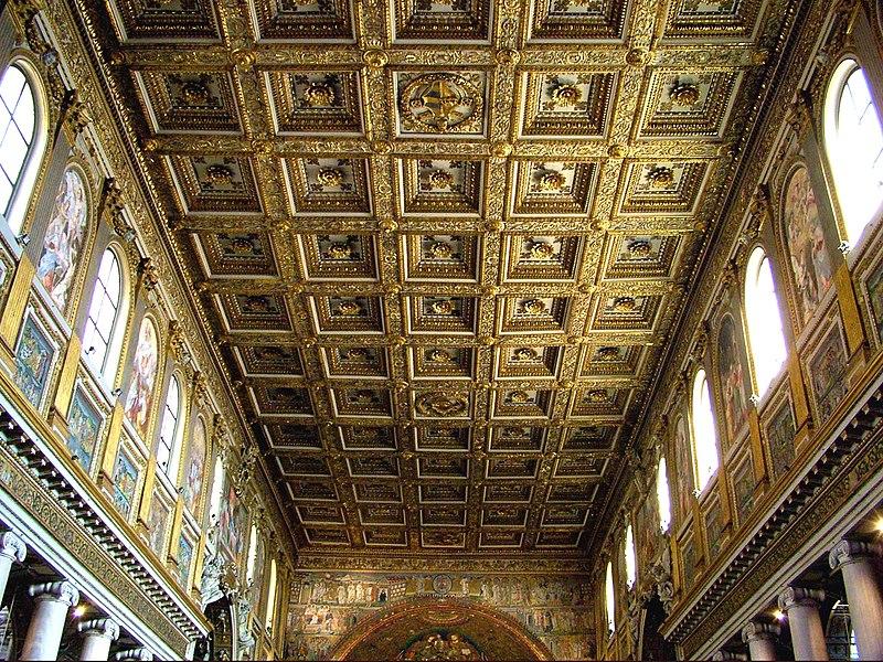 File:Basilica di Santa Maria Maggiore7.JPG