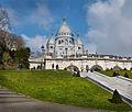 Basilique du Sacré-Cœur de Montmartre à Paris 2012 (1).jpg