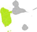 Basse-Terre (Guadeloupe) dans son Arrondissement.png