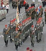 Bataillon de la garde autrichienne