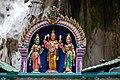 Batu Caves. Temple Cave. Upper part. Sri Valli Theivanai Subramaniyar Temple. 2019-12-01 11-09-30.jpg