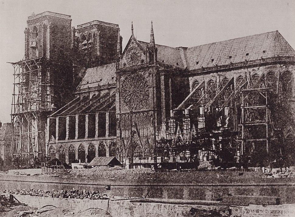 Bayard, Hippolyte - Notre-Dame de Paris (2) (Zeno Fotografie)